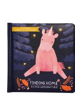 Manhattan Toy Finding Home  Little Unicorn's Tale Board Book