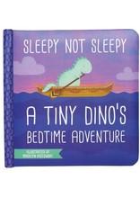 Manhattan Toy Sleepy Not Sleepy Dino's Bedtime Adventure  Book