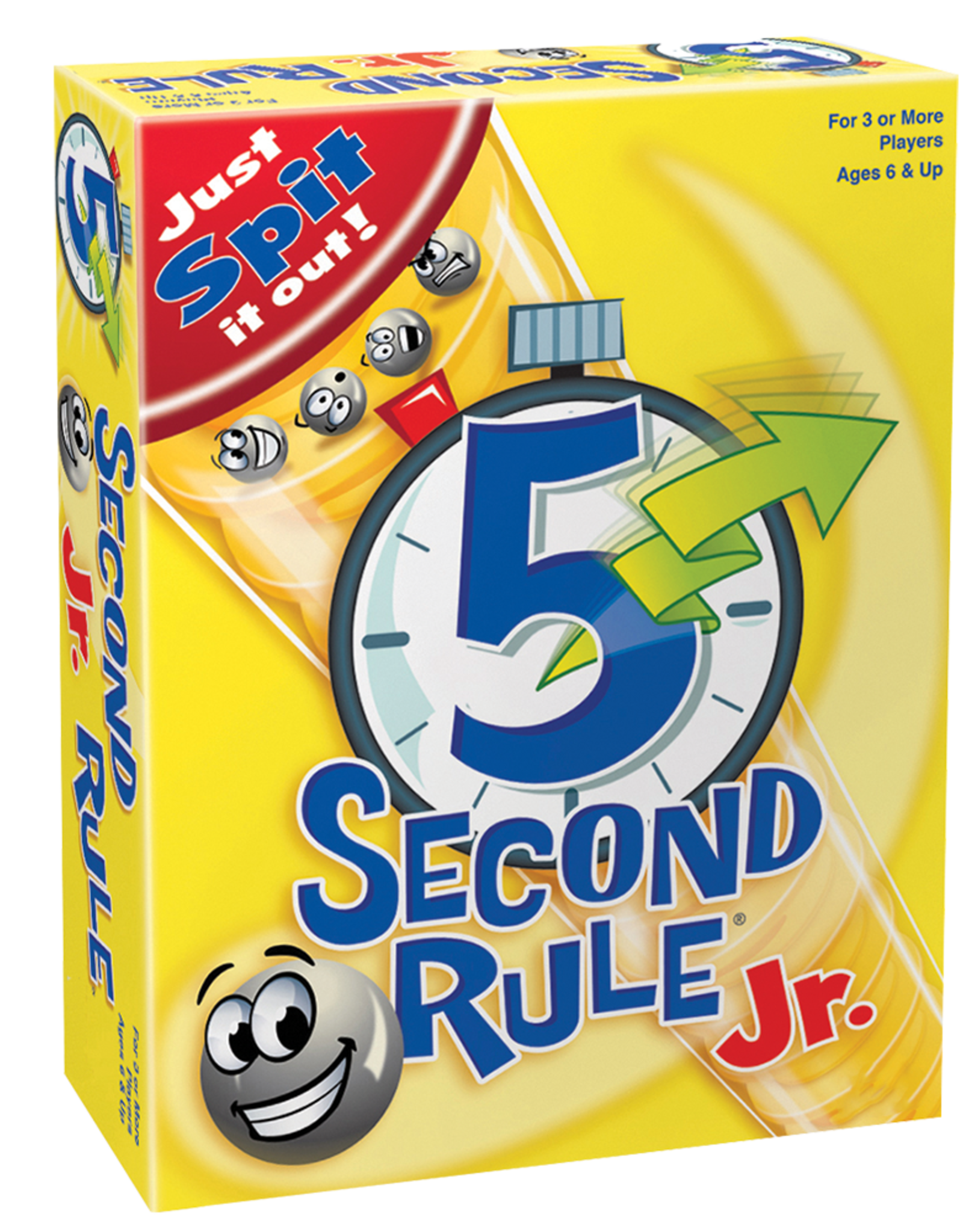 PLAYMONSTER 5 Second Rule Jr.