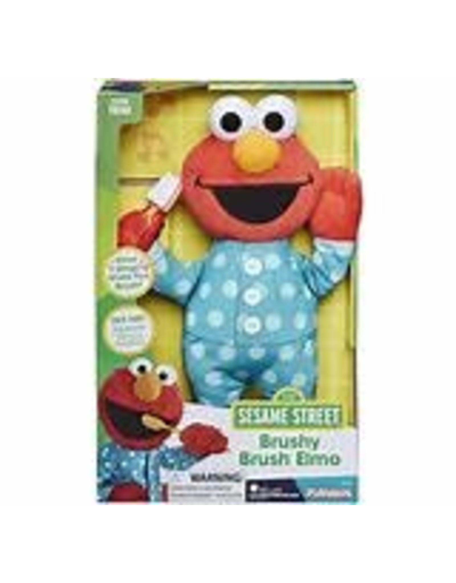 Hasbro Brushy Brush Elmo