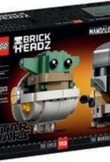 LEGO Mandalorian and the Child