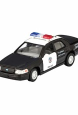 Schylling DIE-CAST POLICE; P/BACK