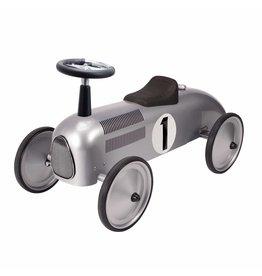 Schylling SPEEDSTER- SILVER RACE CAR