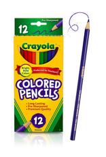 Crayola Coloring Pencils 12 ct.