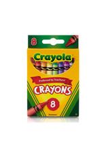 Crayola Crayons 8 ct.