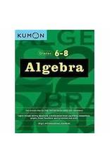 Kumon Algebra Grades 6-8