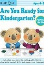 Kumon ARE YOU READY FOR KINDERGARTEN? PA