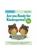 Kumon ARE YOU READY FOR KINDERGARTEN? MA