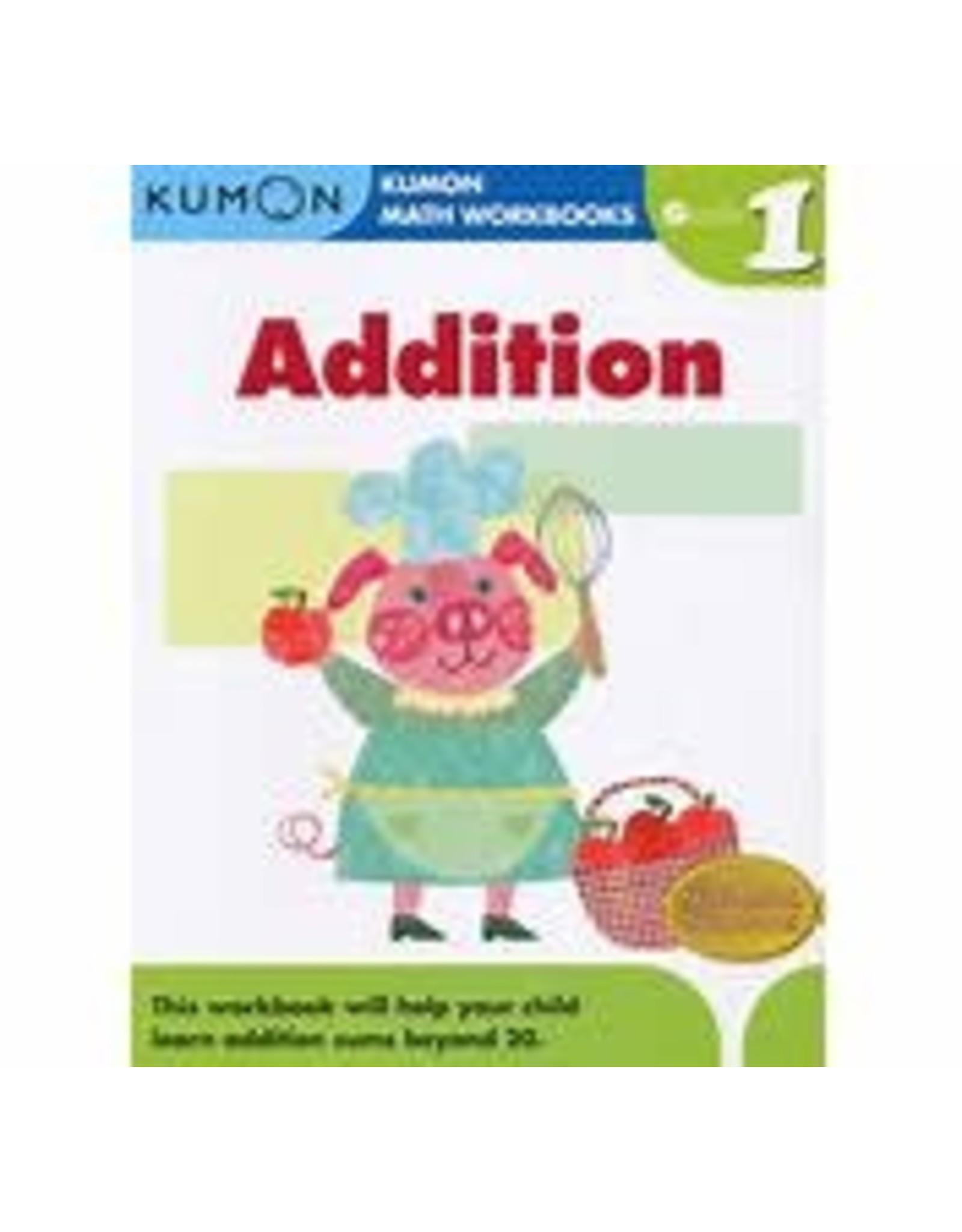 Kumon Grade 1 Addition