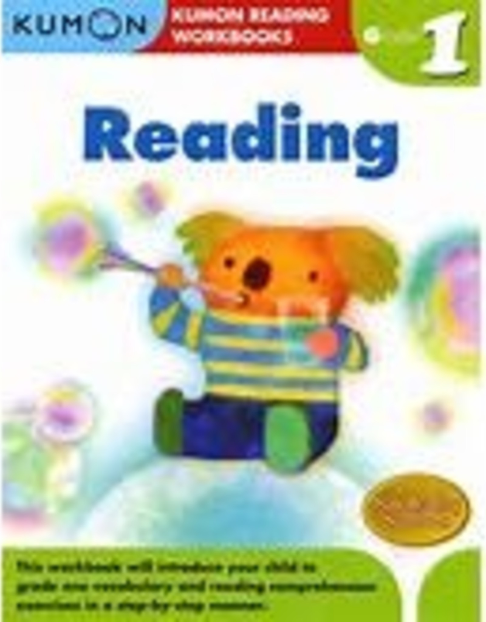 Kumon Grade 1 Reading