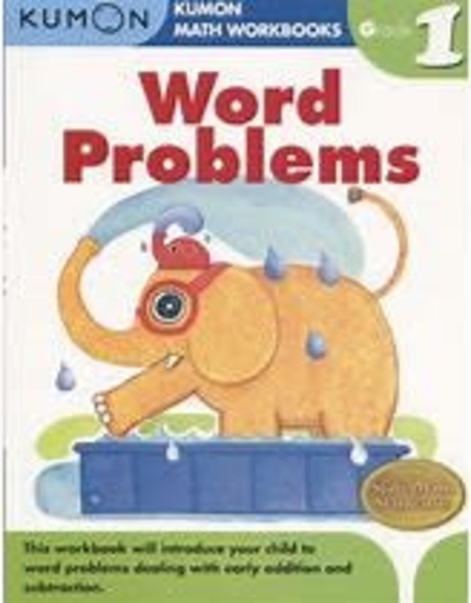Kumon GRADE 1 WORD PROBLEMS