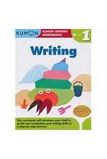 Kumon Grade 1 Writing