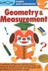 Kumon Grade 2 Geometry & Measurement