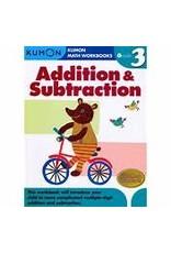 Kumon Grade 3 Addition & Subtraction
