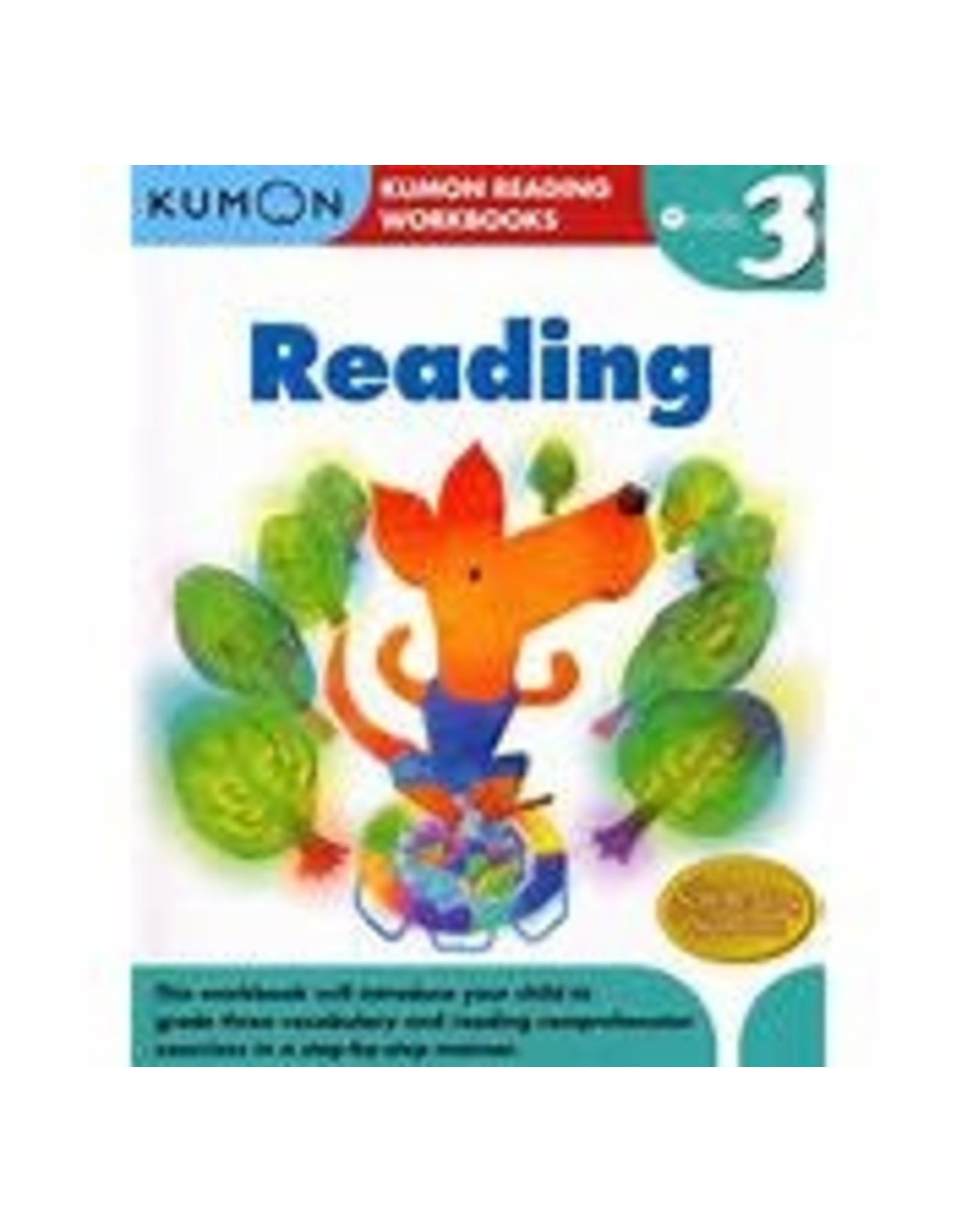 Kumon Grade 3 Reading