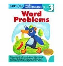 Kumon GRADE 3 WORD PROBLEMS