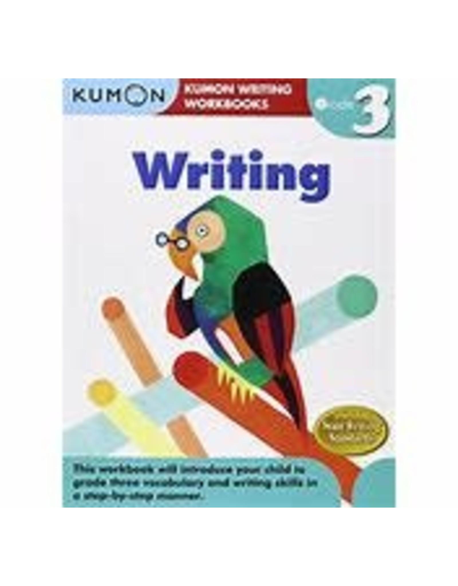 Kumon Grade 3 Writing