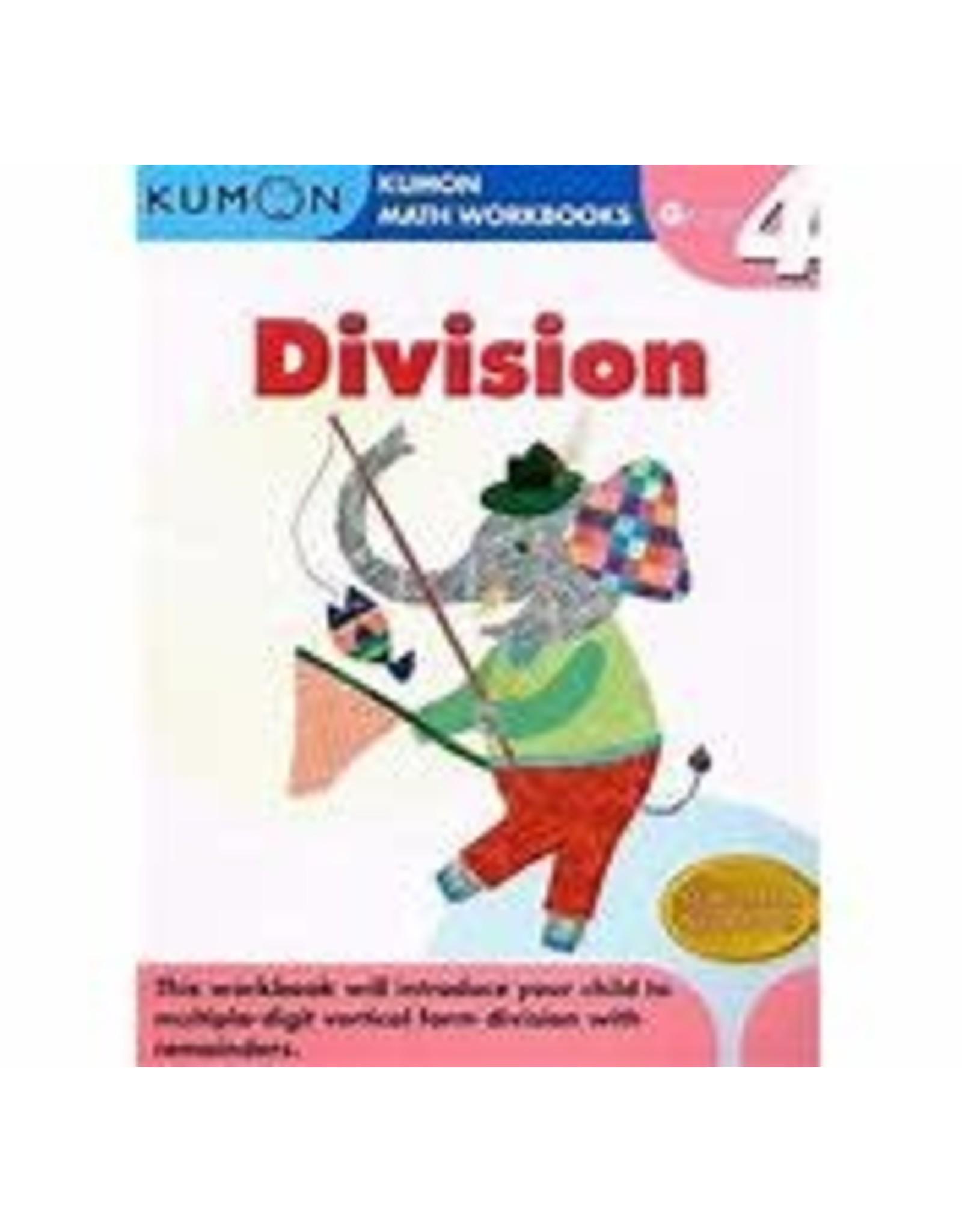 Kumon GRADE 4 DIVISION