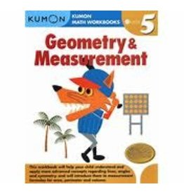 Kumon GRADE 5 GEOMETRY & MEASUREMENT