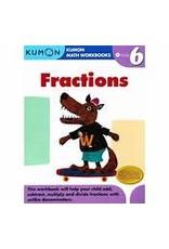 Kumon Grade 6 Fractions