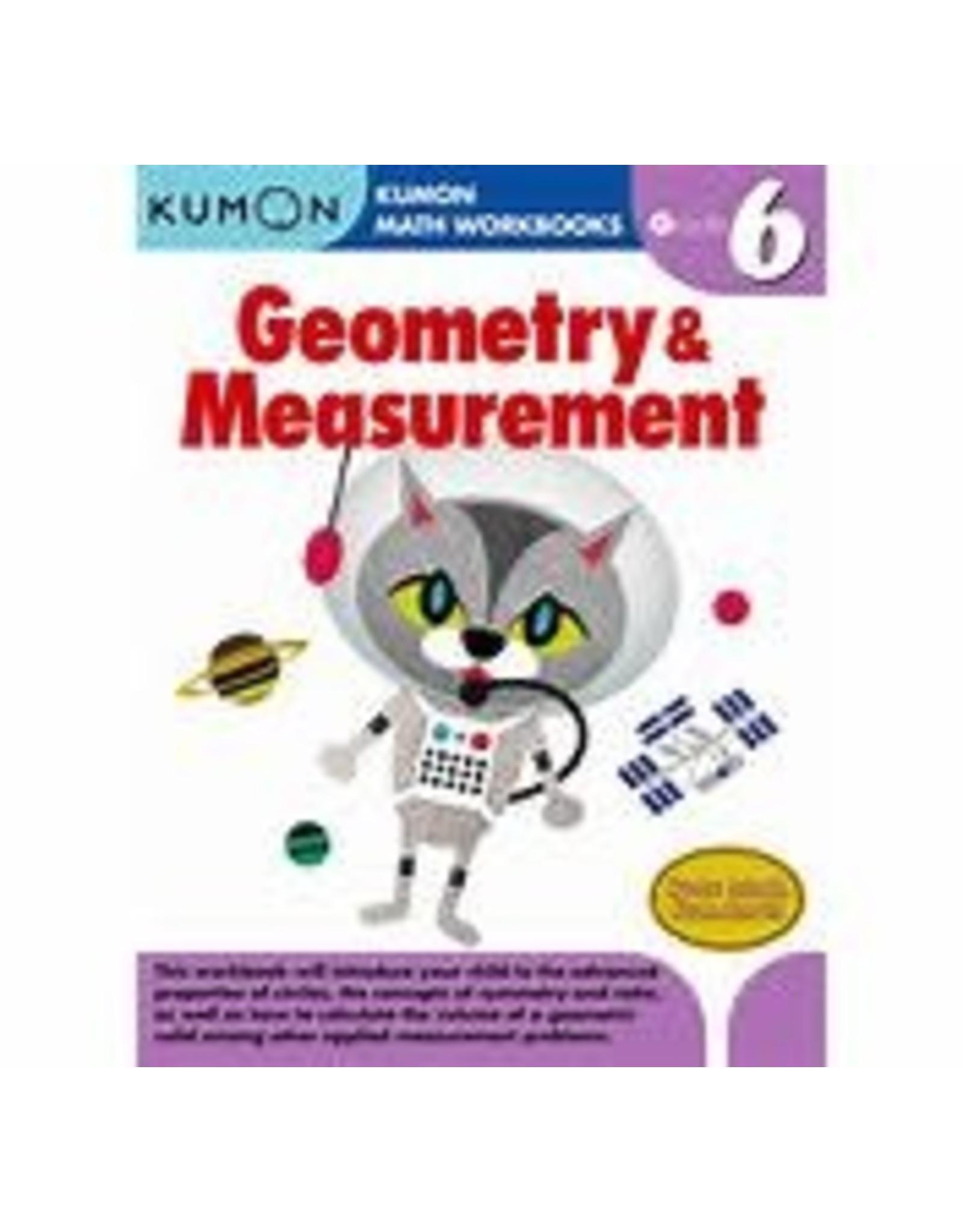 Kumon GRADE 6 GEOMETRY & MEASUREMENT