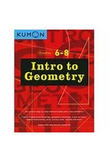 Kumon Intro to Geometry Grades 6-8