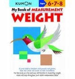Kumon MY BOOK OF MEASUREMENT: WEIGHT