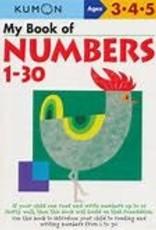 Kumon My Book of Numbers 1-30