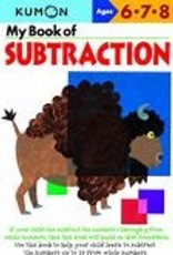 Kumon MY BOOK OF SUBTRACTION