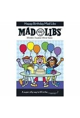 MadLibs Mad Libs Happy Birthday
