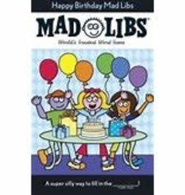 MadLibs Mad Libs Happy Birthday