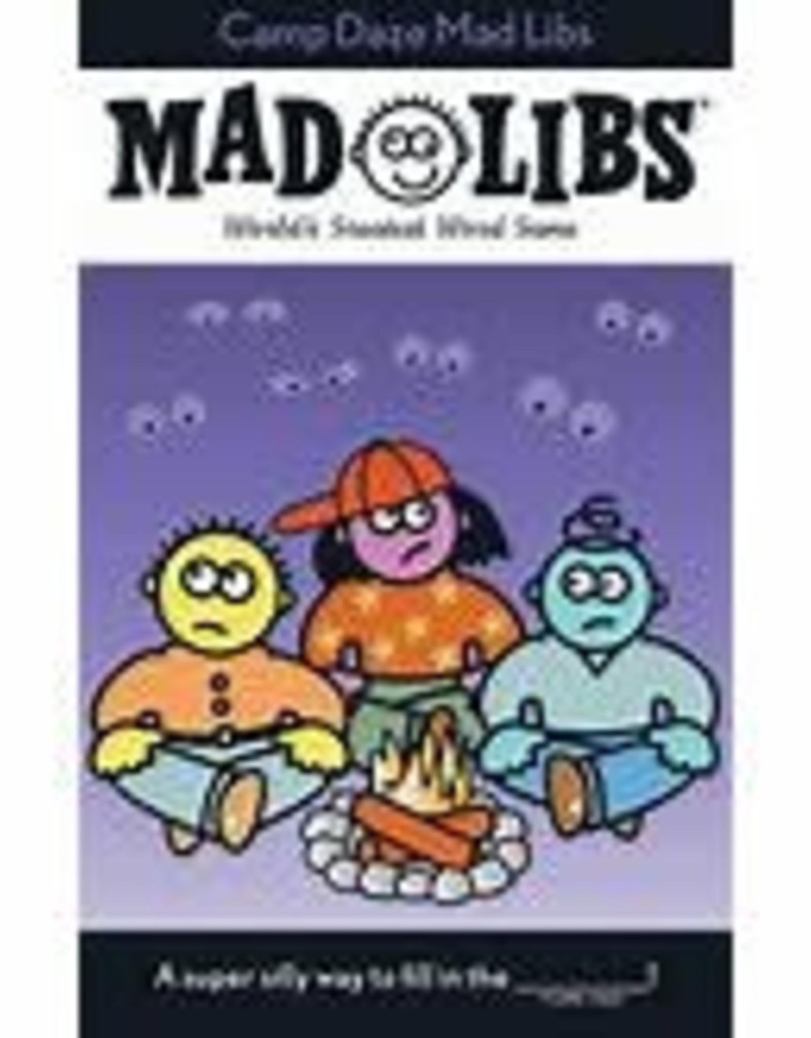 MadLibs Madlibs, Camp Daze