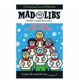 MadLibs Madlibs, Christmas Carol