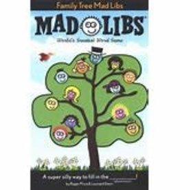 MadLibs Madlibs, Family Tree
