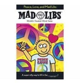 MadLibs Madlibs, Peace & Love