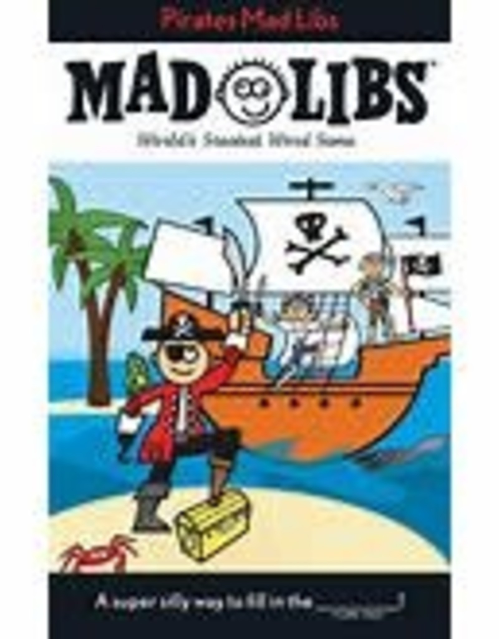 MadLibs Madlibs, Pirate