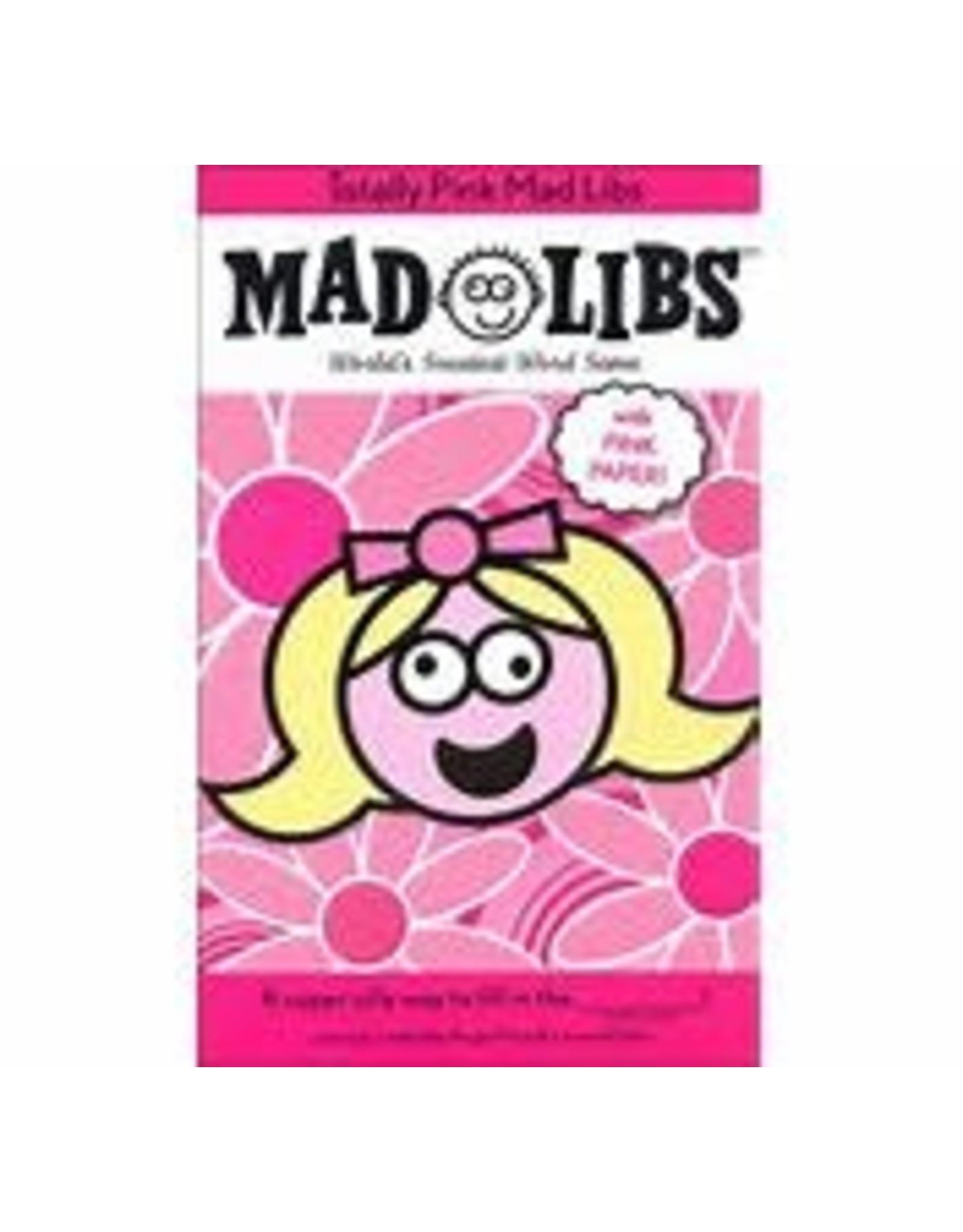 MadLibs Madlibs, Totally Pink