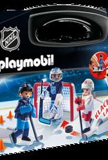 PLAYMOBIL NHL Shootout Carry Case
