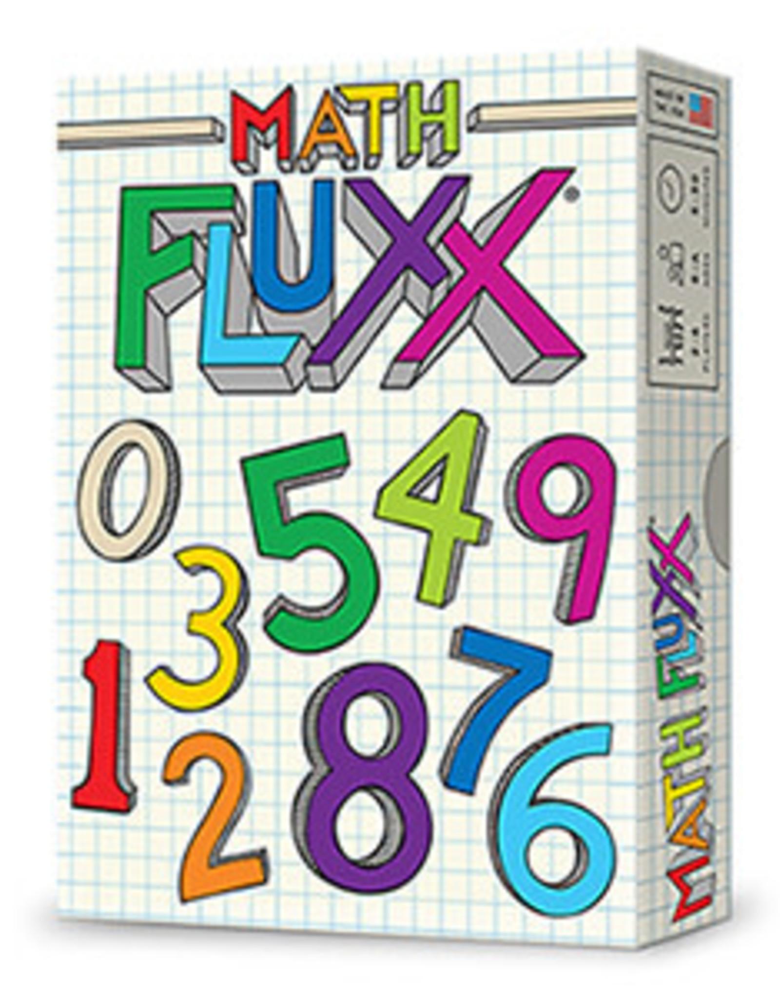 FLUXX Math Fluxx
