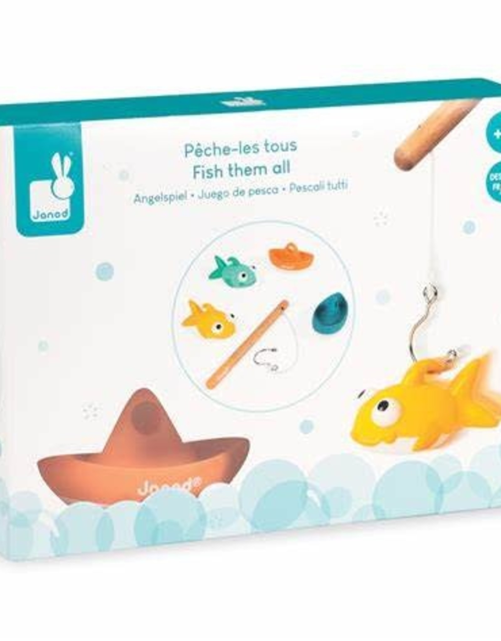 JURA Toys Fish Them All