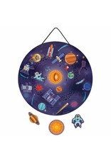 Magnetic Map: Solar System