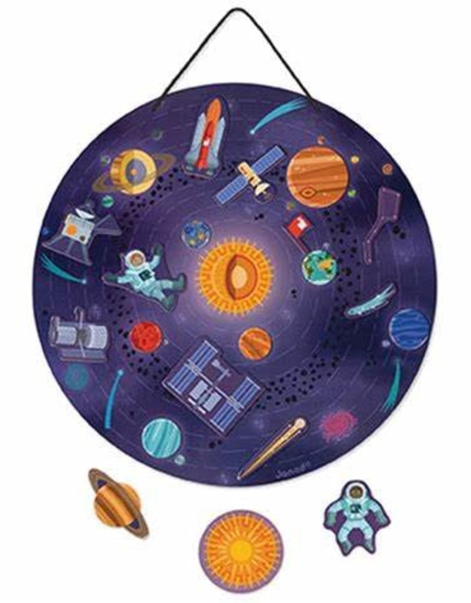 JURA Toys Magnetic Map: Solar System