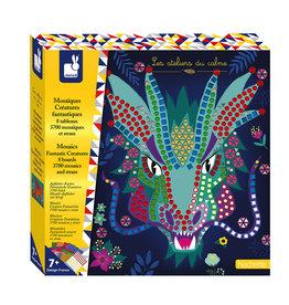 JURA Toys Mosaics: Fantastic Creatures