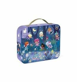JURA Toys Puzzle: Fairies and Water Lilies