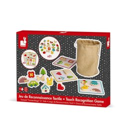 JURA Toys TOUCH RECOGNITION GAME MEMORY TOUCH