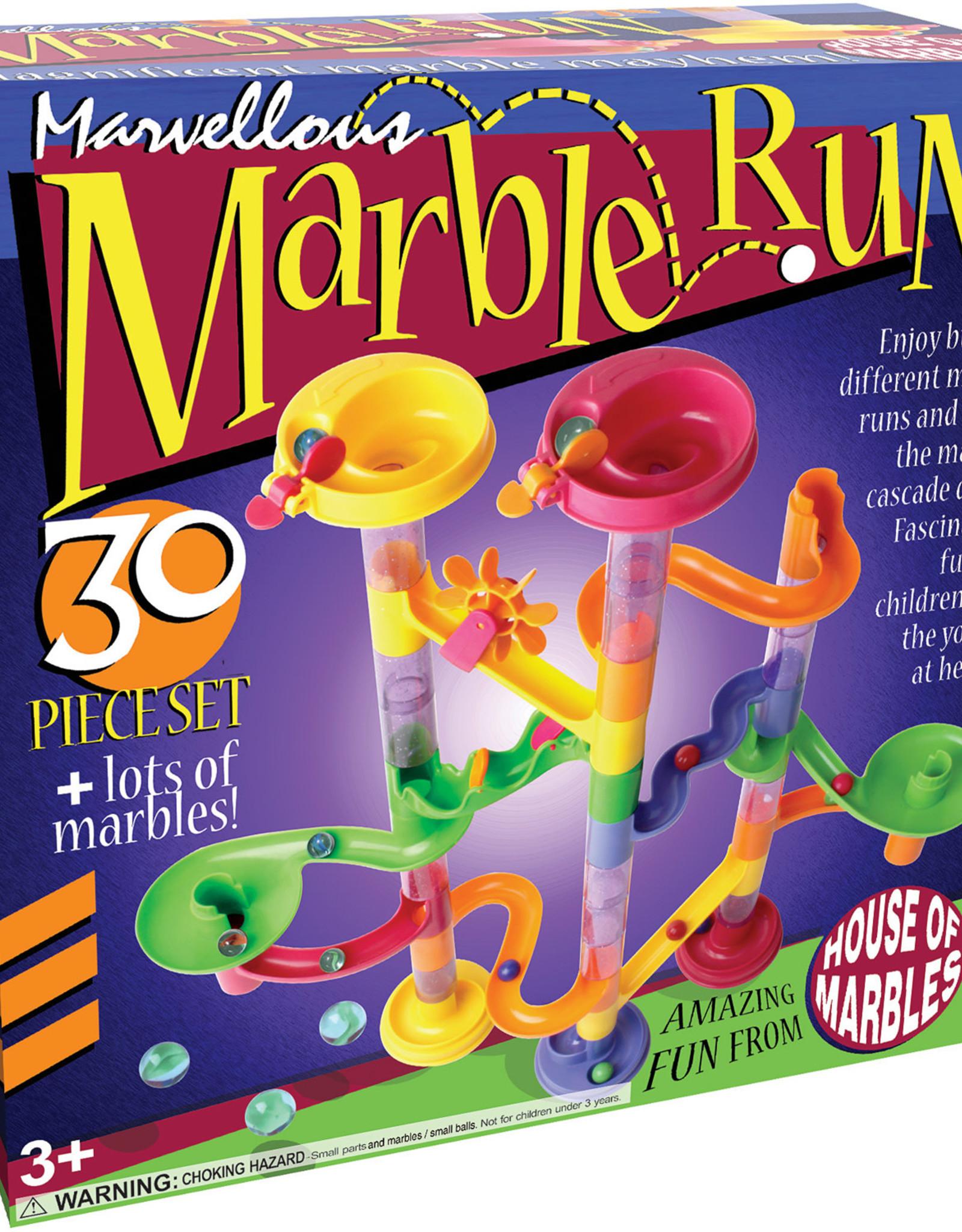 Continuum 30-piece Marble Run