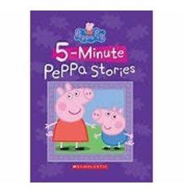 Scholastic Peppa Pig: 5-Minute Stories