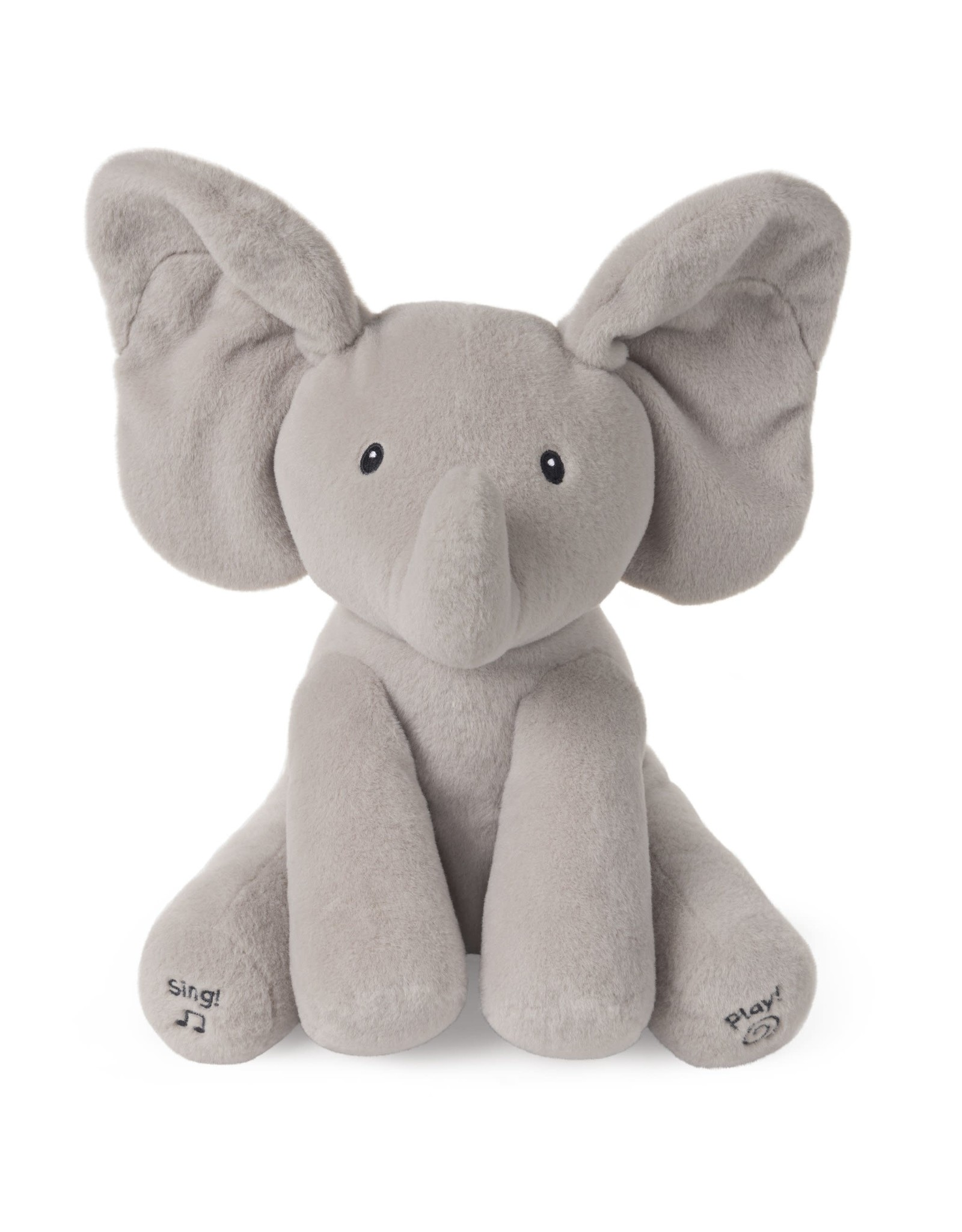 Gund Animated/Musical  - Flappy the Elephant