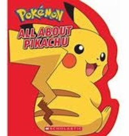 Scholastic All About Pikachu