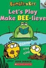 Scholastic Bumble and Bee: Let's Play